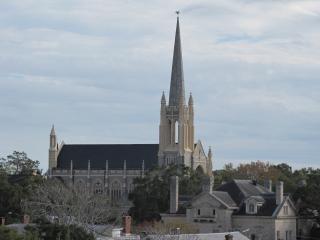 Clocher de l'église wilmington
