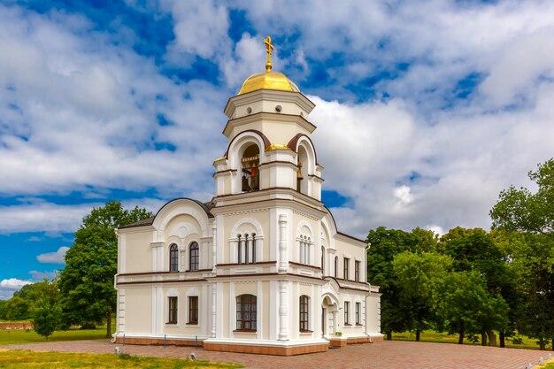 Clocher de la forteresse de brest, biélorussie