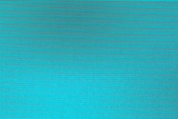 Close up écran led texture points bleus lumière abstrait abstrait de l'écran de moniteur led
