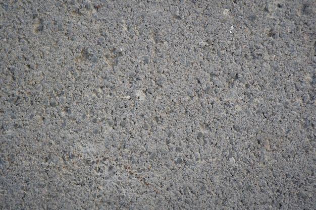Close up full frame shot fond de texture de plancher de route asphalte noir