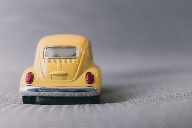 Close-up jouet voiture
