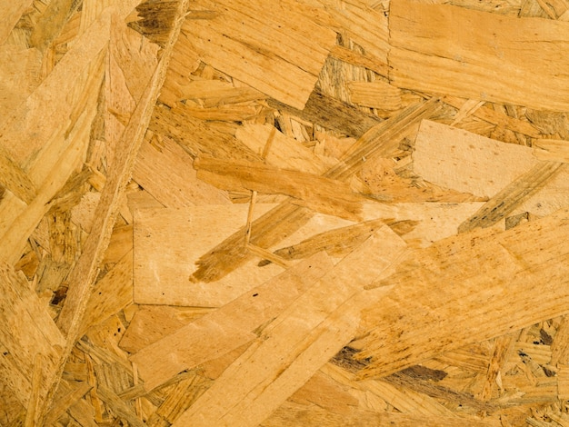Close-up surface en bois rustique