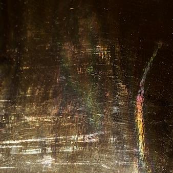 Close-up textures or avec rayures