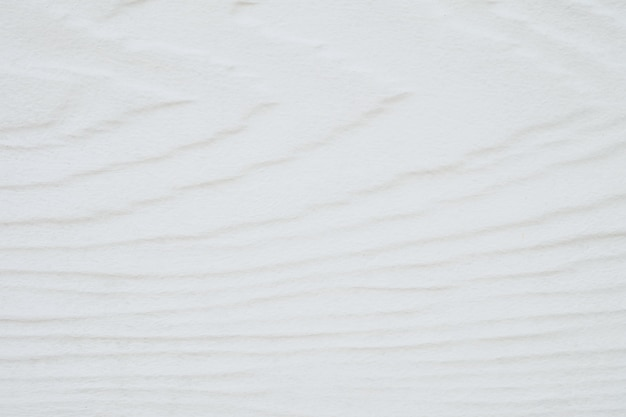 Closeup surface mur de bois blanc texture fond