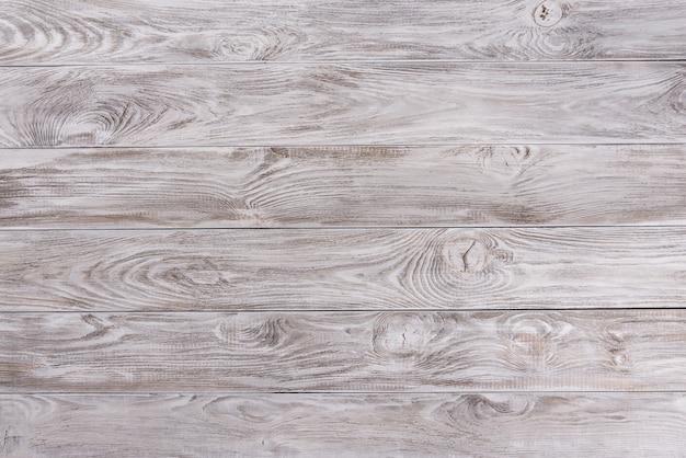 Clôture en bois ancienne blanche. fond de palissade en bois.