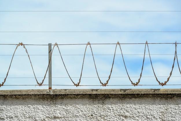 Clôture électrifiée largement utilisée au brésil