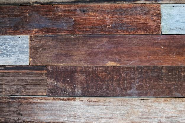 Clou en chêne de table texturé en tranche résistant aux intempéries