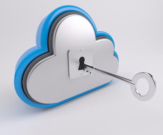 Cloud avec clé