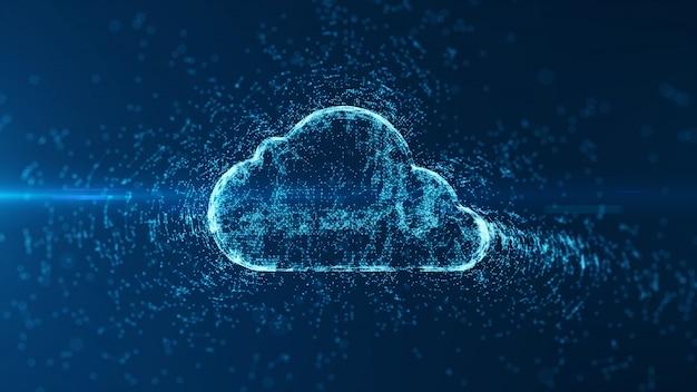 Cloud computing et big data.