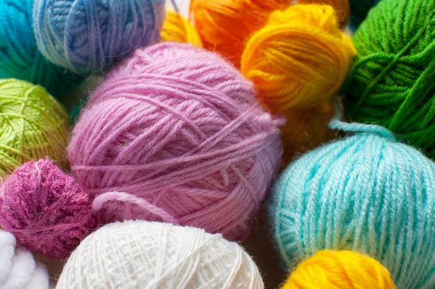 Club de tissu de laine se bouchent
