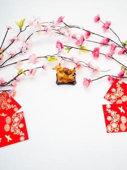 Cochon 2019 nouvel an chinois