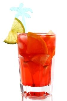 Cocktail d'agrumes frais