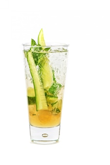 Cocktail au concombre