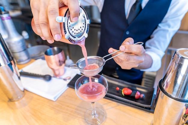 Cocktail de fabrication afro-américaine