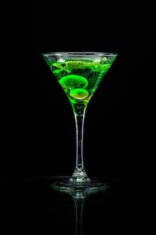Cocktail frais moderne