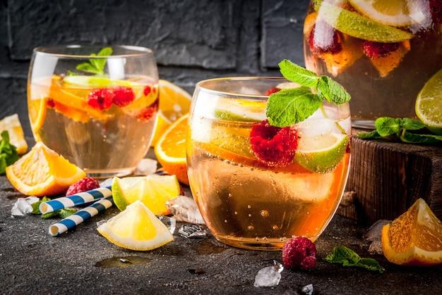 Cocktail froid d'été