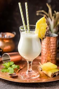 Cocktail pina colada surgelé