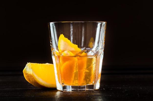 Cocktail à la tequila