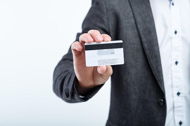 Code cvv2 de la carte de crédit. la sécurité des achats en ligne.