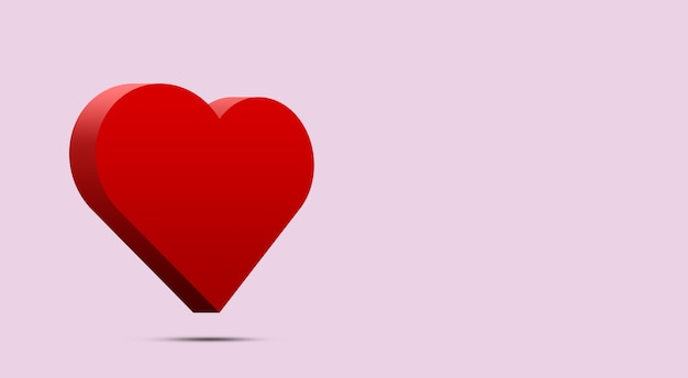 Coeur 3d, comme concept
