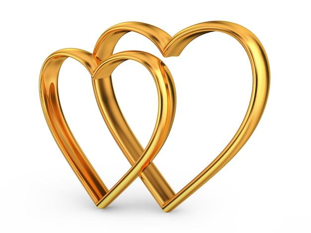 Un coeur d'or