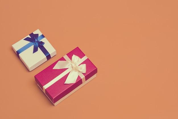Coffret cadeau de noël, promotion de vente