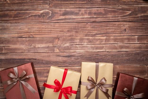 Coffret pour la décoration, jour de l'an et noël