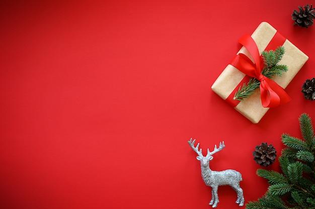 Coffrets cadeaux fond abstrait