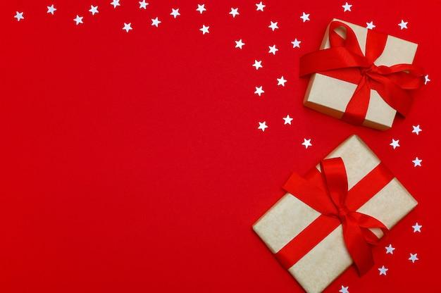 Coffrets-cadeaux stock photo arrière-plans abstraits