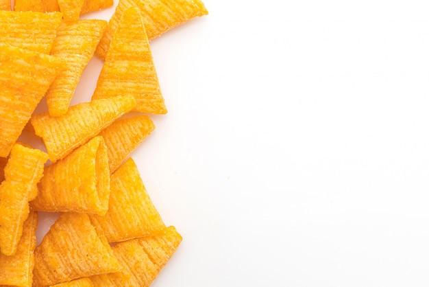 Collation croustillante au maïs