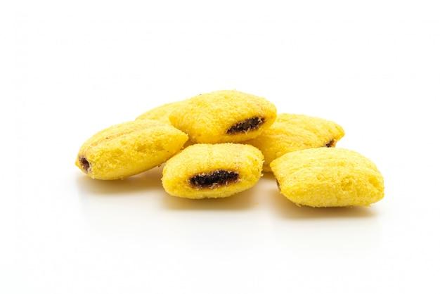 Collations croustillantes au maïs et au chocolat