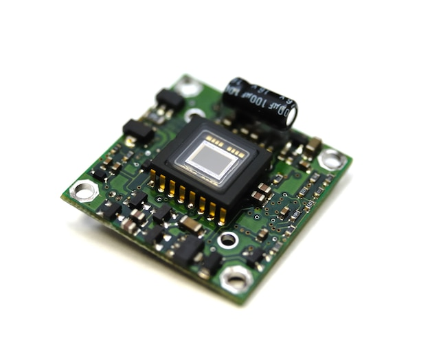 Collecte électronique contrôle par capteur vidéo de la minichambre numérique du système d'observation vidéo