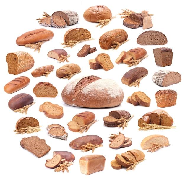 Collecte de pain