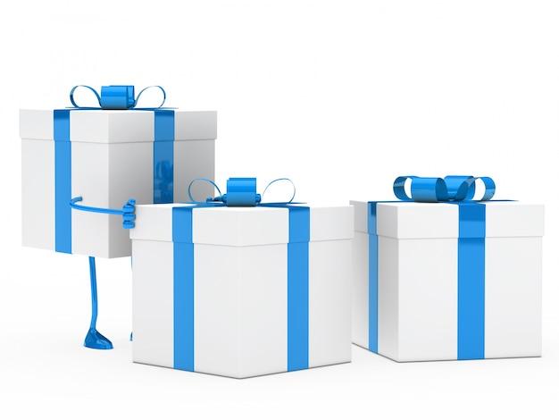 Collection de coffrets cadeaux