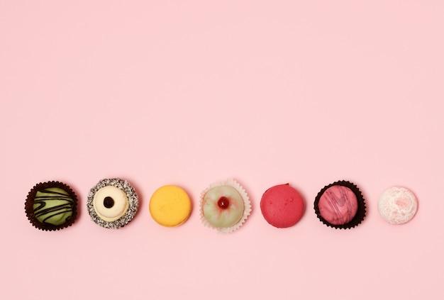 Collection colorée douce