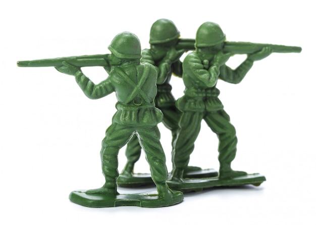 Collection de soldats soldats traditionnels