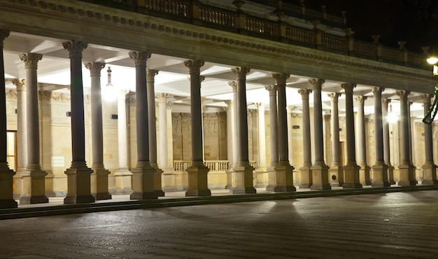 Colonnade à karlovy vary