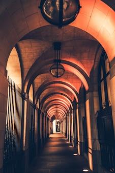 Colonnes et arches