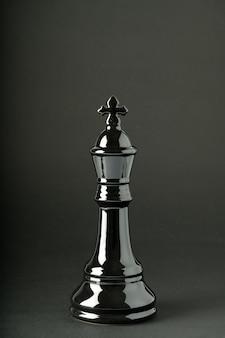 Commerce d'échecs, travail d'équipe et succès du leader