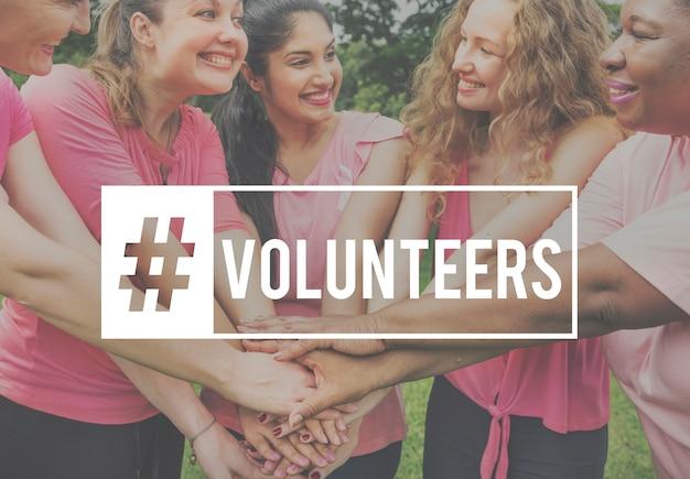 Communauté donner dons humanity support volunteer