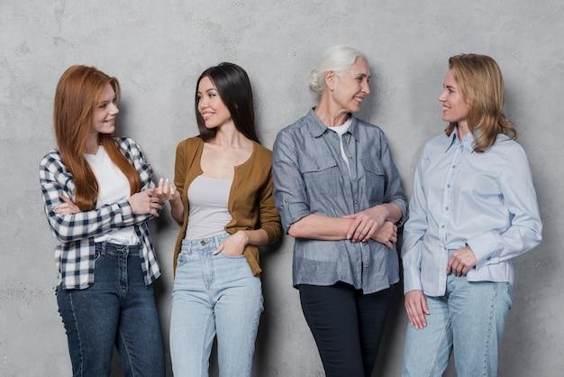 Communauté de femmes réunies