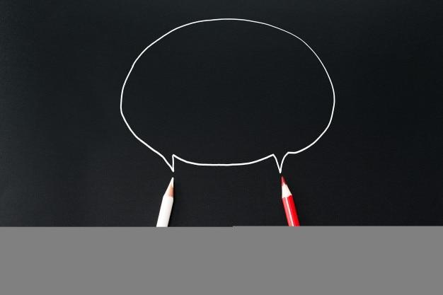 La communication communautaire représente l'interaction des médias sociaux lors de la conférence de personnes