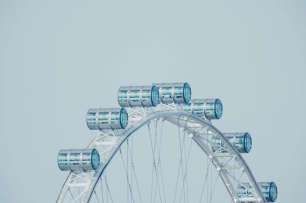 Compartiments de grande roue