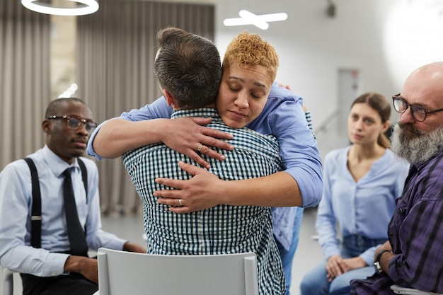 Compassion in support group