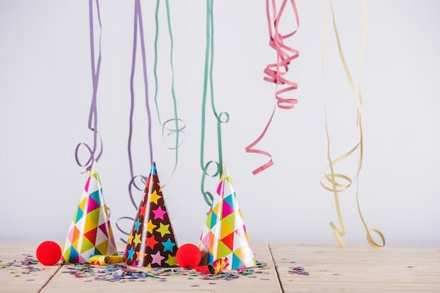Compléments de fête d'anniversaire