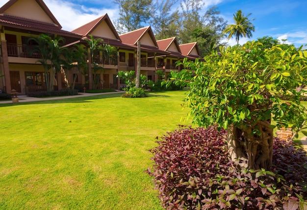 Complexe hôtelier de luxe