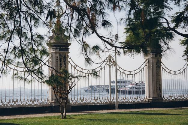 Complexe de palais des sultans ottomans, dolmabahce.