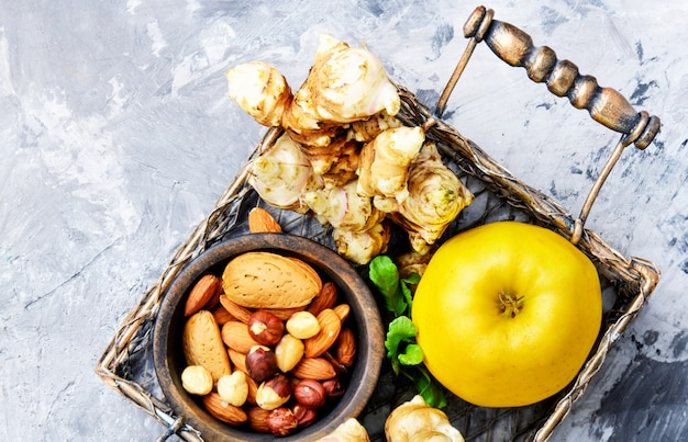 Composition alimentaire saine