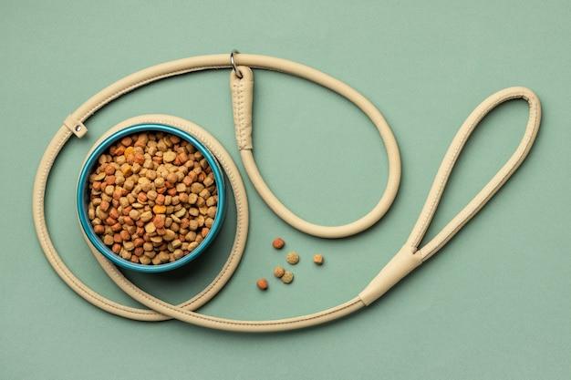 Composition des aliments pour animaux domestiques