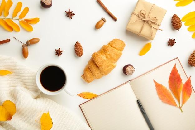 Composition d'automne ou d'hiver